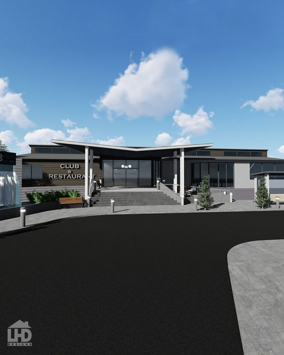 LHD Designs Retail Concepts Drafting Gosford